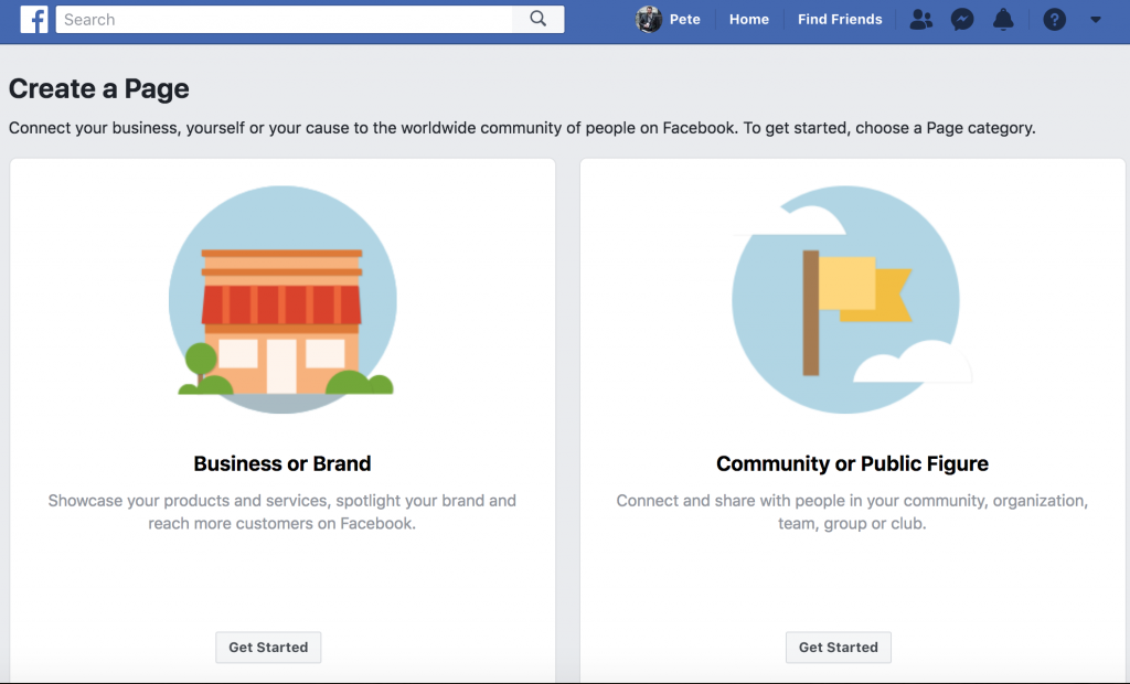How to set up a facebook business page for ecommerce