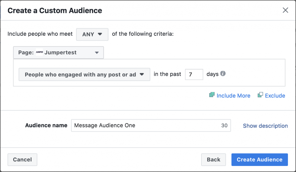 Facebook retargeting ads guide