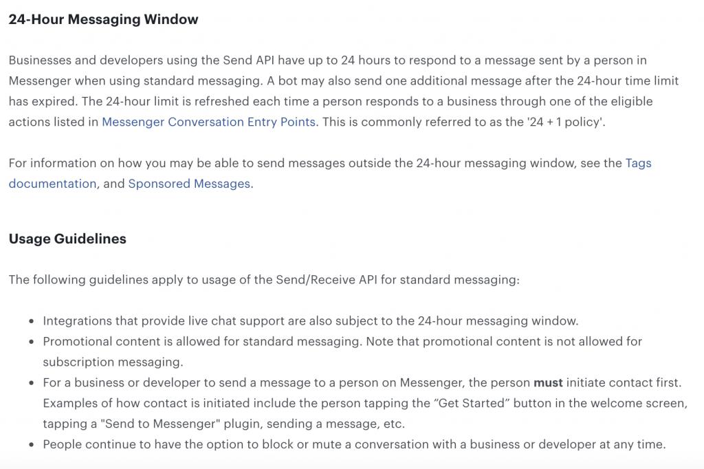 Messenger 24+1 messages