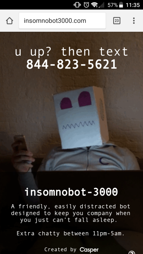 Best chatbot, chat bot example
