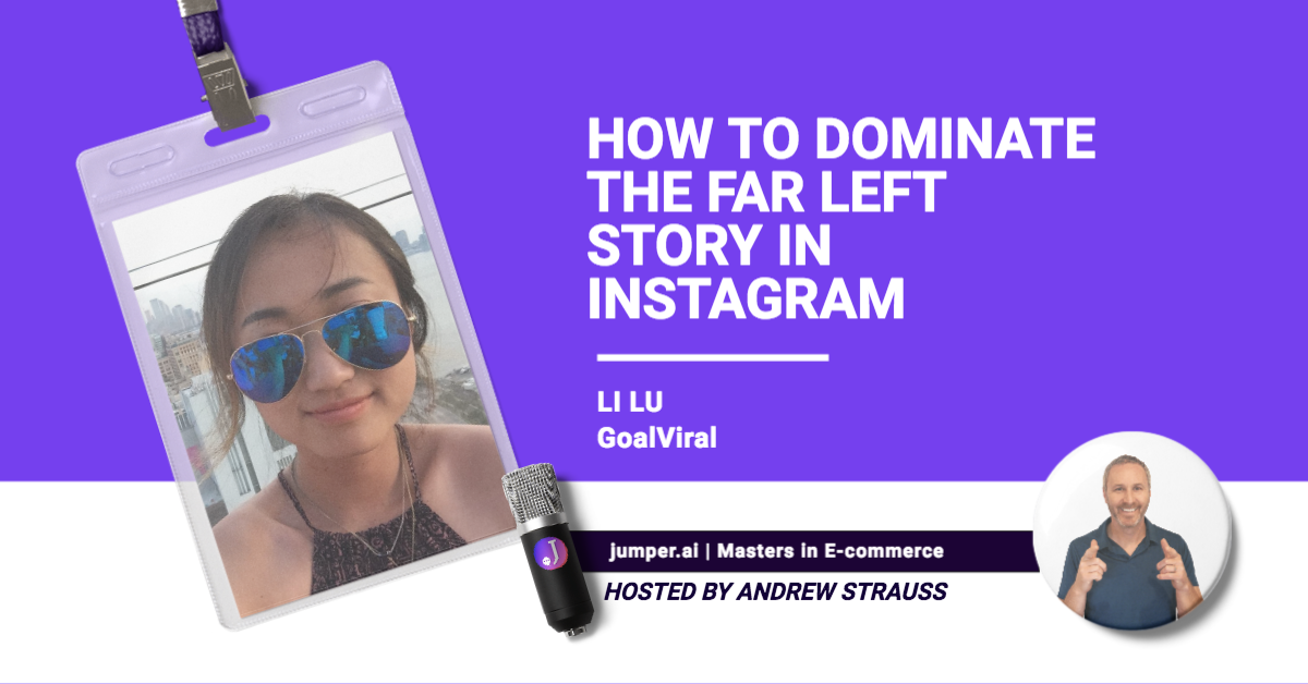 VidCast #1 : GoalViral's Li Liu On Dominating Instagram's Far Left Story