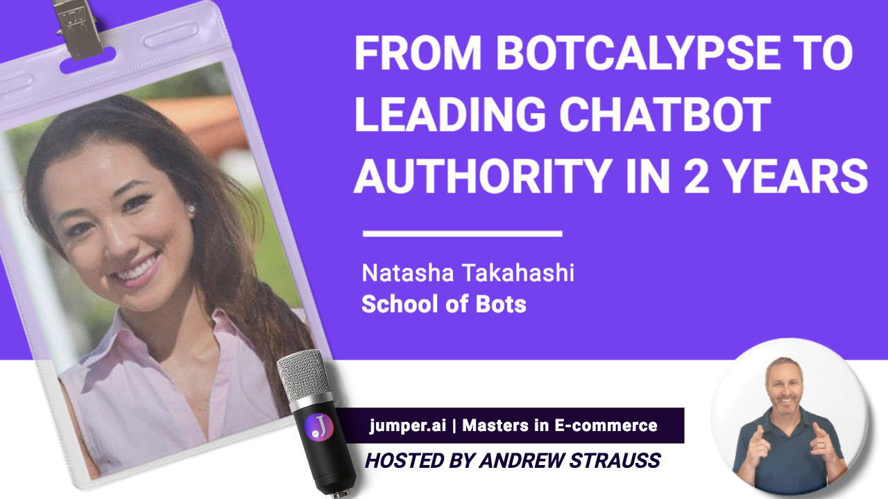 VidCast #2 : From Botcalypse To Leading Chatbot Authority in 2 Years We Cover It All