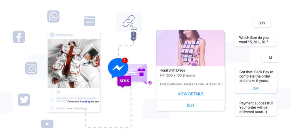 jumper, social commerce
