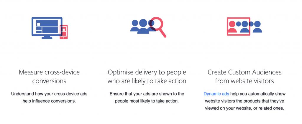 Facebook advanced targeting - benefits