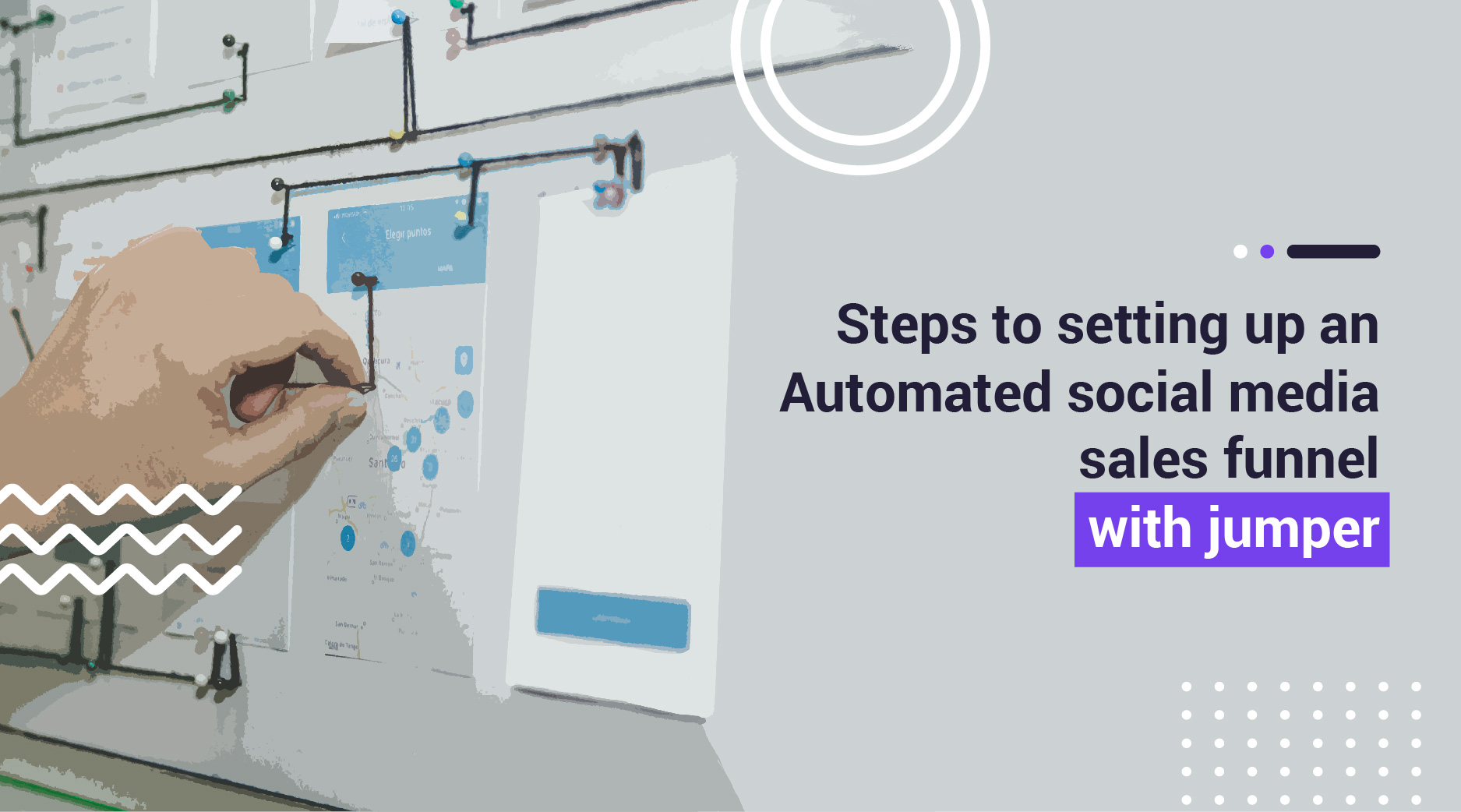 Automated, social media, sales funnel