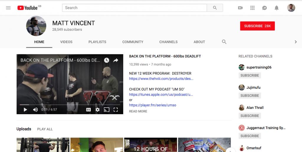 Youtube marketing for ecommerce