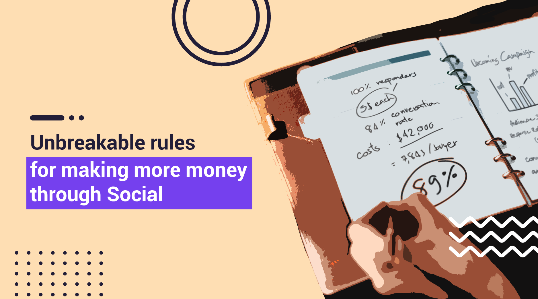 5 Unbreakable Rules For Making More Money Through Social