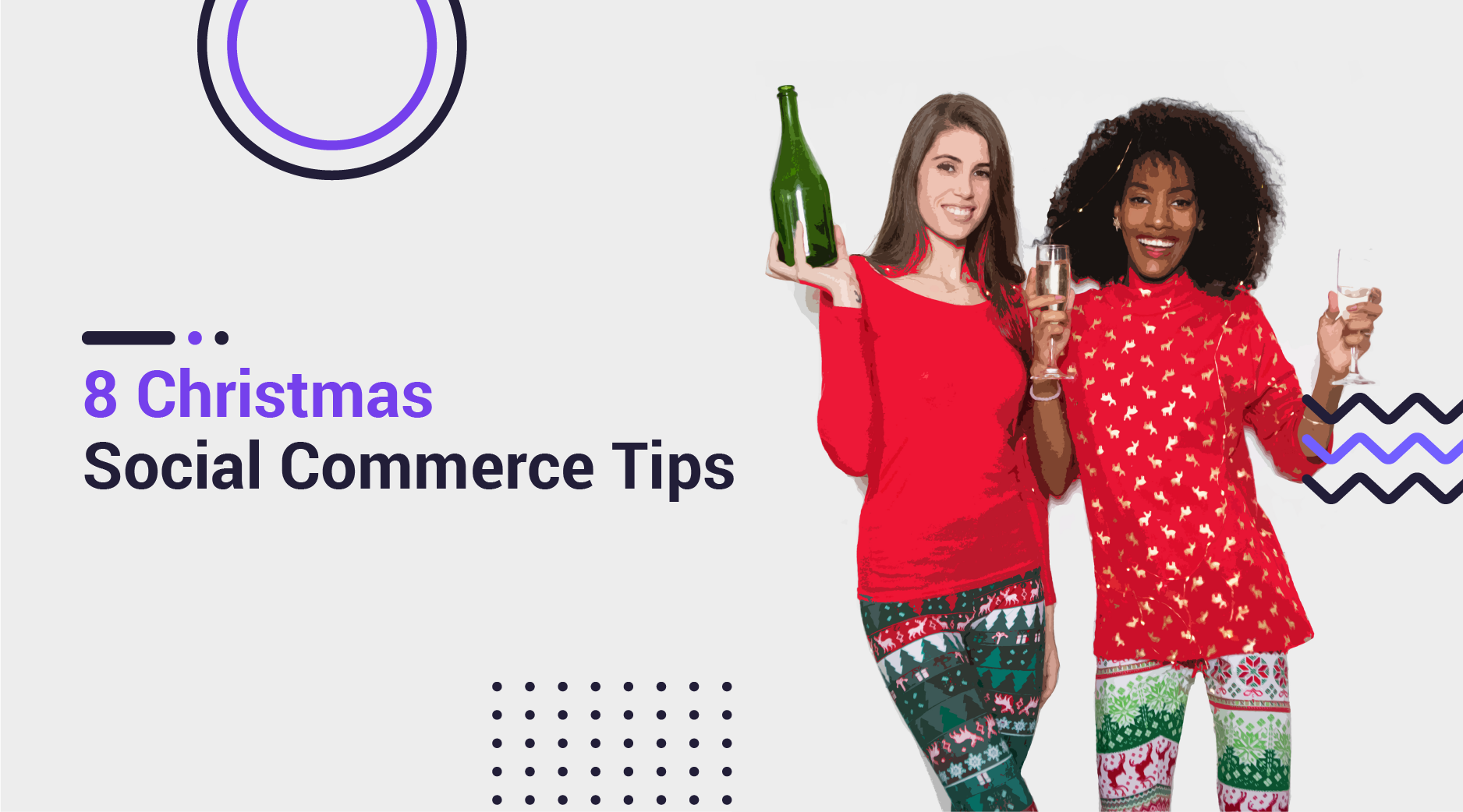 8 Social Commerce Campaign Tips for a Very Merry Christmas