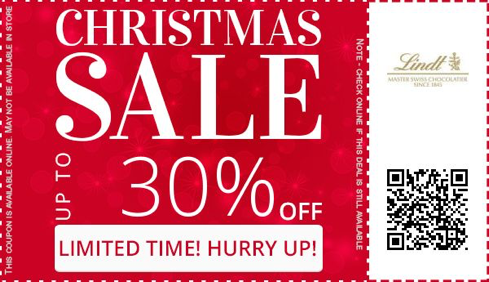 Christmas money off sale