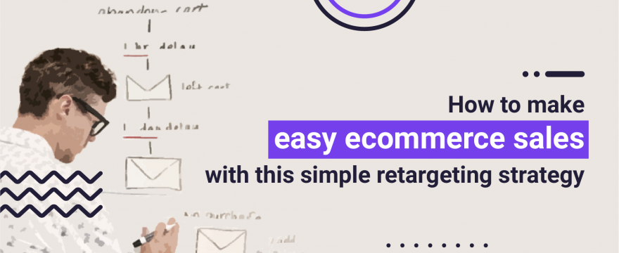 How to Make Easy Ecommerce Sales with a Retargeting Strategy