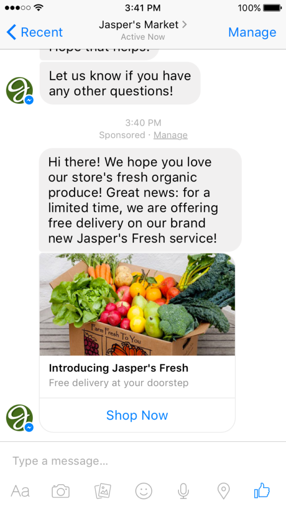 Facebook Subscription Messages - What they Are and How to