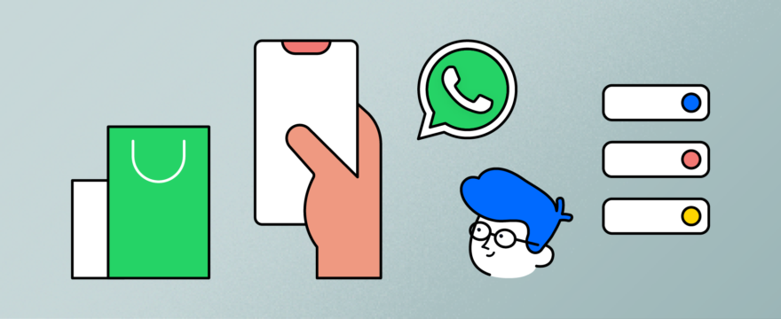 WhatsApp Business App vs WhatsApp Business API… What's the difference and which is right for your brand?