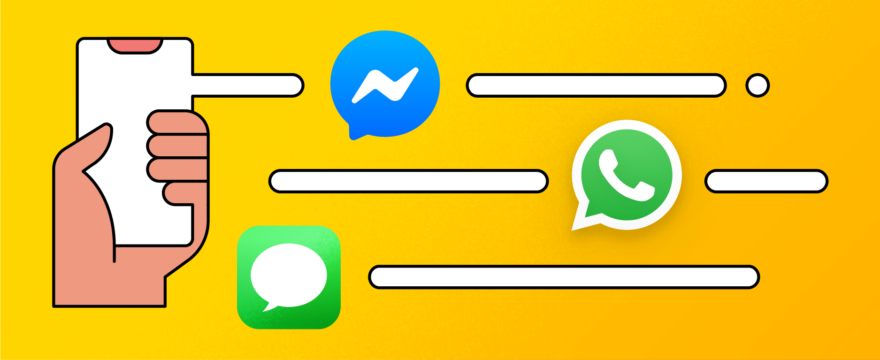 How to Use Messenger Apps for Your Marketing (incl. Overview of Platforms)