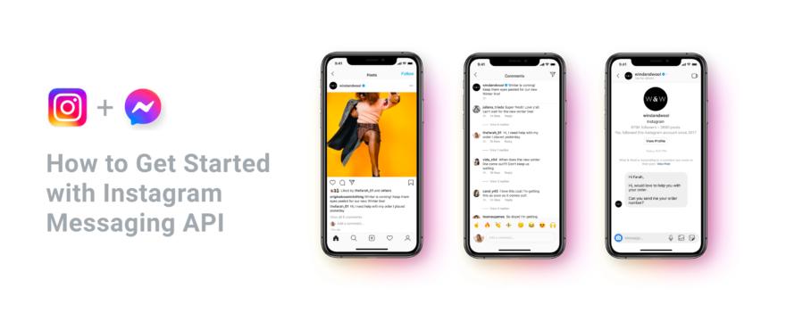 New Instagram Messaging API